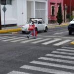 Ayuntamiento de Puebla interviene avenidas 23 Oriente-Poniente y 5 Sur a favor de una movilidad segura e incluyente