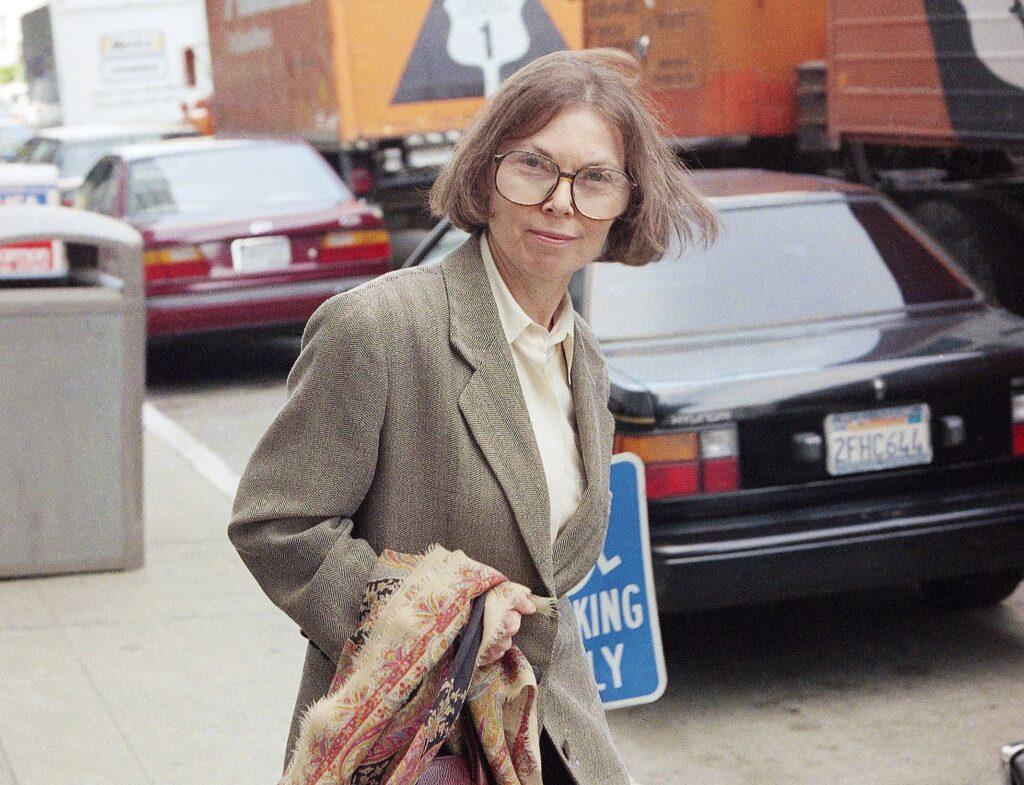 Muere Janet Malcolm, provocadora maestra de periodistas