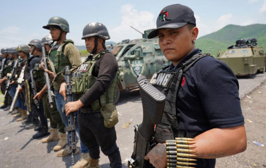 Terror paramilitar: la estrategia del Cartel Jalisco para desafiar al Estado