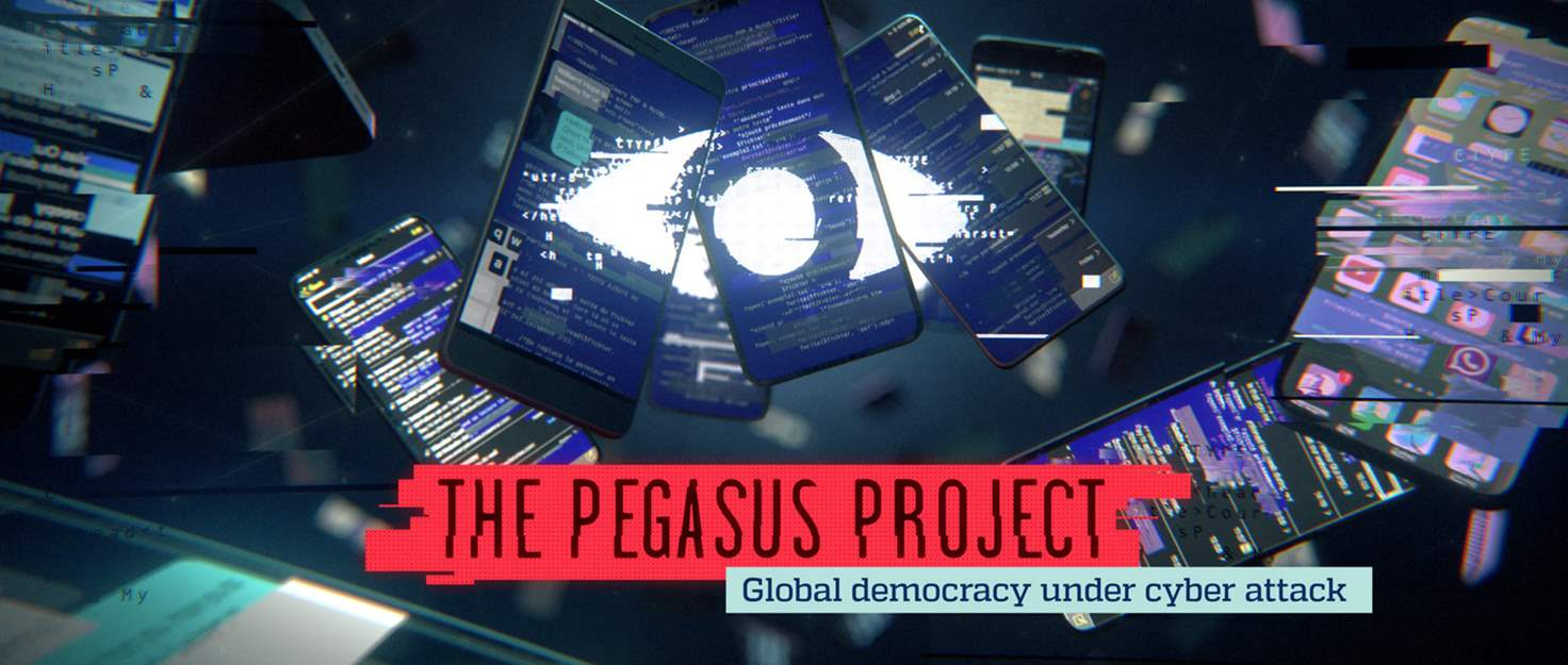Proyecto Pegasus: Una filtración de datos masiva revela que el software espía de la empresa israelí NSO Group se utiliza para atacar a activistas, periodistas y figuras políticas en todo el mundo