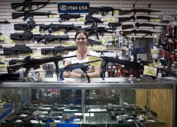 El día que México se rebeló contra el tráfico ilegal de armas