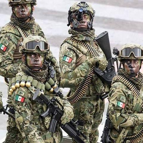 Fuerza letal y negación: el legado de los militares en la 'guerra contra las drogas' de México