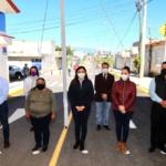 Inaugura Ayuntamiento de Puebla tres calles al sur de la ciudad